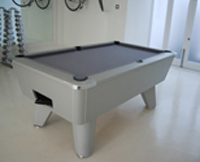 Aluminiun Winner Pool Table