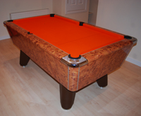 Amberwood Winner Pool Table