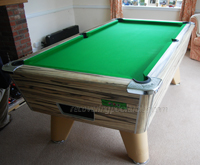 Artwood Winner Pool Table