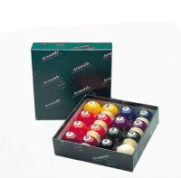 """Aramith Premier 2"""" Spots & Stripes Balls"""