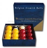 .Aramith Pro Cup Pool Ball Set