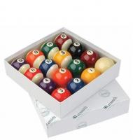 "Aramith Standard 2"" Spots & Stripes Balls"