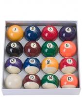 "Economy 2"" Spots & Stripes Balls"
