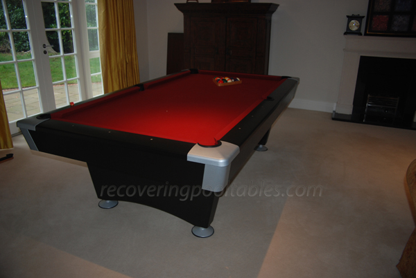 USA Pool table London